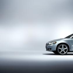 grey-car-background